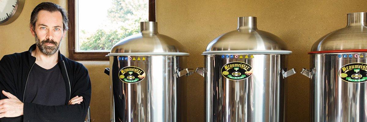 Пивоваренный котел braumeister своими руками 91
